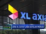 XL Catat Laba Setelah Merugi pada 2019