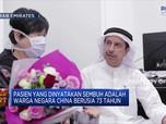 Warga Uni Emiret Arab Sembuh dari Virus Corona