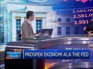 Analisis Kekhawatiran The Fed Pada Dampak Corona Bagi Ekonomi