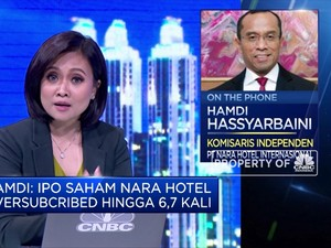 IPO Tertunda,Nara Hotel: Kami Sudah Ikuti Aturan Yang Berlaku