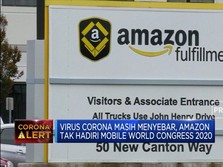 Amazon Absen Ikut Mobile World Congress 2020 Akibat Corona