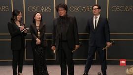 VIDEO: Bong Joon Ho Sutradara Korsel Pertama Peraih Oscar