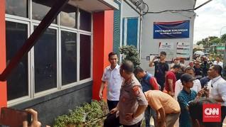 Olah TKP Penembakan Rutan Cipinang, Polisi Cari Proyektil
