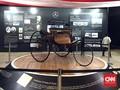 Titik Awal Sejarah Mobil, Dimulai dari Benz Tiga Roda