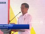 Jokowi Jamin Kontrak Taipan Batu Bara di Omnibus Law