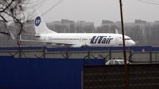 Angin Samping Buat Pesawat Rusia Celaka Saat Mendarat
