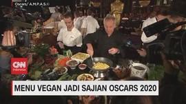 VIDEO: Menu Vegan Jadi Sajian Oscars 2020