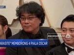 Luar Biasa! Parasite Borong 4 Piala Oscar 2020