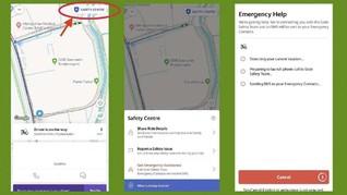Grab Punya 'Emergency Button' untuk Cegah Tindak Kejahatan