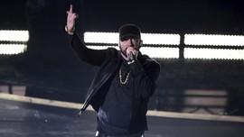 Eminem Ungkap Alasan Mau Tampil di Oscar Usai 18 Tahun