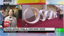 VIDEO: Kemeriahan Pagelaran Piala Oscars 2020