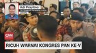 VIDEO: Ricuh Warnai Kongres ke-V PAN
