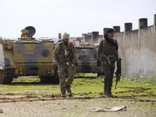 Kala Putin dan Erdogan Saling Serang di Suriah