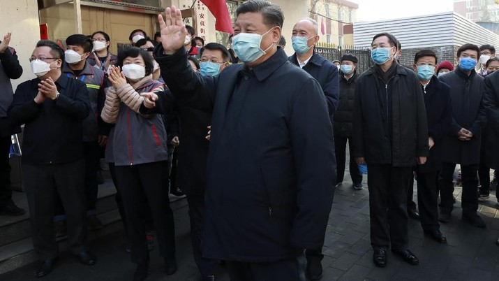 Otoritas kesehatan China mengklaim bahwa sebanyak 22.888 pasien yang terinfeksi virus corona telah dikeluarkan dari rumah sakit