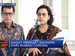 Sri Mulyani Paparkan Siasat RI Perkuat Ekonomi Hadapi Corona
