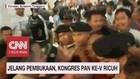 VIDEO: Jelang Pembukaan, Kongres PAN ke-V Ricuh
