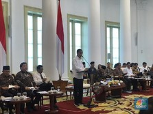 Virus Corona Menggila, Jokowi Minta Kementerian Kebut Belanja