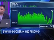 Menguat Tipis, IHSG Masih Bergerak di Bawah Level 6.000
