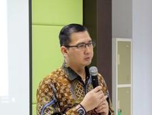 Erick Tunjuk Rizal Ariansyah Jadi Direktur Bahana, Siapa Dia?