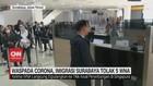 VIDEO: Waspada Corona, Imigrasi Surabaya Tolak 5 WNA
