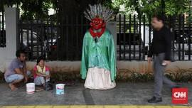 Pemprov DKI Siapkan Taman dan Ruang Terbuka untuk Ondel-ondel