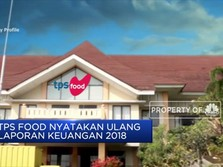 TPS Food Nyatakan Ulang Laporan Keuangan 2018