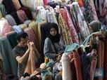 Tolong! Bisnis Tekstil Kian 'Sekarat', Berat Cicil Utang Bank