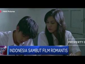 Jelang Valentine, Film Romantis Siap Hiasi Bioskop Tanah Air