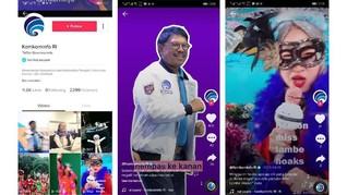 Sempat Diblokir, Kominfo Ungkap Alasan Ikut 'Main' TikTok