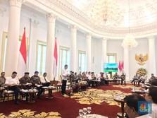 Jokowi Bersyukur Indonesia Belum Terjangkit Virus Corona