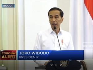 Jokowi: 62 Orang yang Suspect Virus Corona Negatif