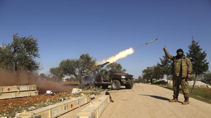 Turki-Suriah Memanas, Gegara Rebutan Pipa Gas?