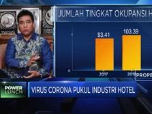Dampak Corona, PHRI: Potensi Kerugian Sektor Wisata Rp 2,7 T