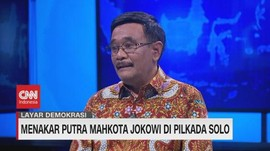 VIDEO: PDIP Menjawab Alasan Putra Jokowi Maju Pilwalkot Solo