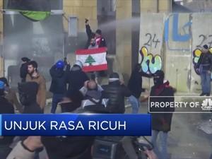 Ekonomi Terpuruk, Lebanon Kembali Memanas