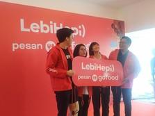 Pendapatan Gojek Tumbuh Double di 2019