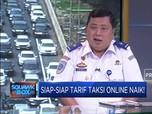 Tarif Taksi Online Bakal Naik, Kemenhub Lakukan Kajian