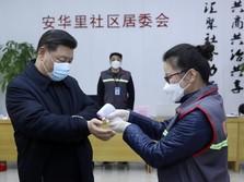 Kasus Corona di China Turun, Petugas Medis Menangis Haru