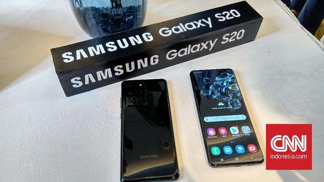 Perbedaan Tiga Seri Samsung Galaxy S20, S20 Plus, S20 Ultra