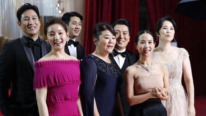 Bersinar di Oscar, Ini Para Aktor & Aktris Film Parasite