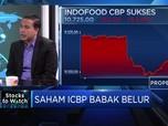 Rencana Akuisisi Direspon Negatif, Saham ICBP Anjlok 6,54%