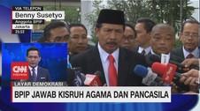 VIDEO: BPIP Jawab Kisruh Agama & Pancasila