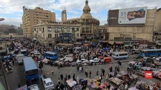 VIDEO: Kepadatan Penduduk 100 Juta, Ekonomi Mesir Terancam