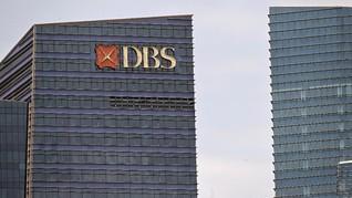 Satu Karyawan Bank DBS Terinfeksi Virus Corona