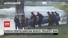 VIDEO: Upaya Penyelamatan Buaya Terjepit Ban