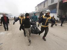 Perang Suriah Buat Assad-Putin Banjir Kecaman, Kenapa?