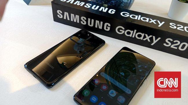 Fakta Samsung S20 di Indonesia, Harga hingga Spesifikasi