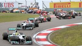 Dampak Virus Corona, F1 GP China Batal Digelar April