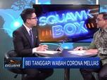 BEI: Virus Corona Berimbas Ke Bursa, IHSG Dibayangi Aksi Jual