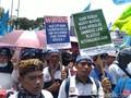 Tiga Serikat Buruh Dicatut Tim Pengkajian Omnibus Law